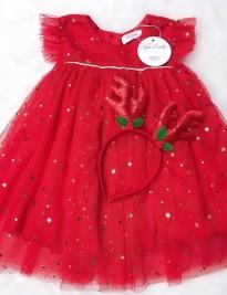 Đầm Sofia Candy (kèm băng đô)