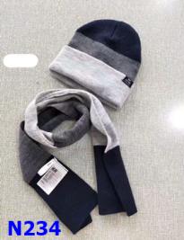 Set nón và khăn